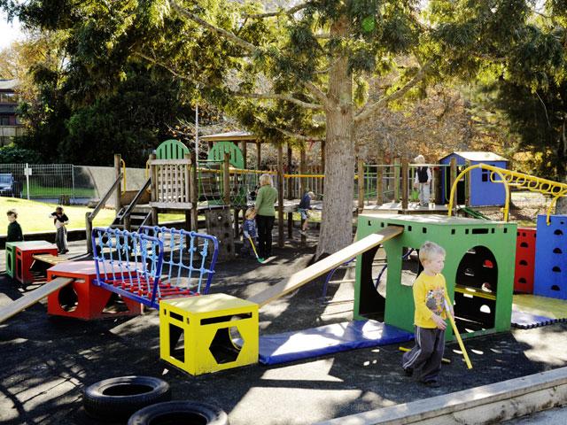 Family Playground Christchurch