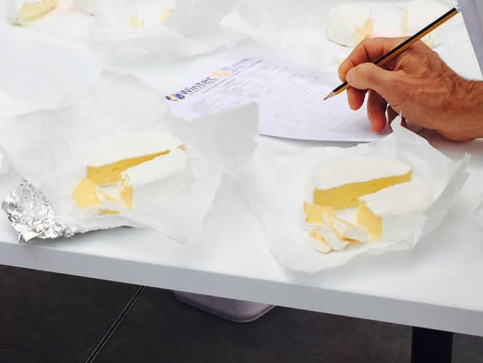 Two Waikato secondary schools have participated in the Camembert in the Classroom competition.