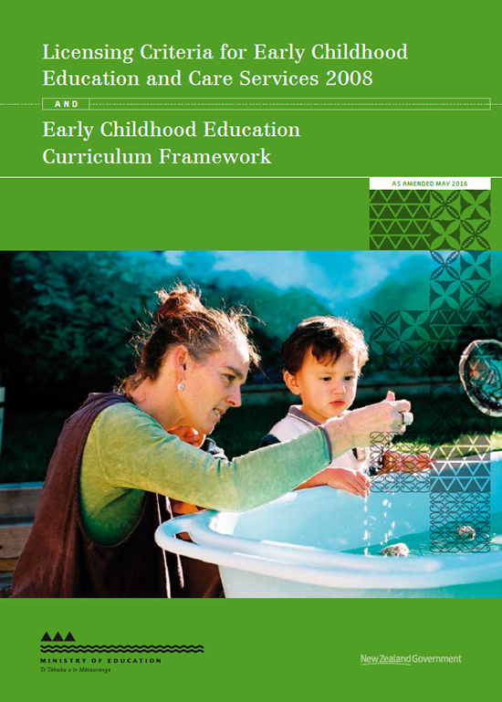 culture and ece service in nz Te whāriki is the early childhood education curriculum published by the nz  ministry of education that outlines the curriculum every ece service is  the  languages and symbols of their own and other cultures are promoted and  protected.