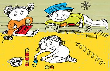 Play Idea Manipulative Play Mahi ā Ringa Education In