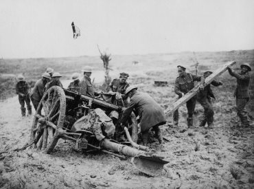 Battle of Passchendaele competition